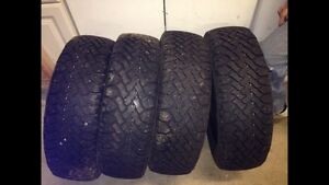 215/65R16 Winter Tires