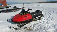 1997 Ski Doo MKZ 583