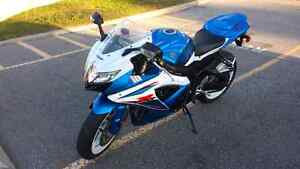 2009 Suzuki GSXR600RR in MINT Condition