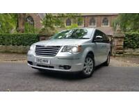 2010 CHRYSLER GRAND VOYAGER 2.8 CRD AUTO Limited TOP SPEC FAMILY USED 7 SEATS