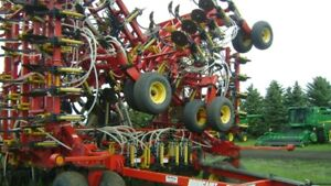 Bourgault 5710 with MRBs and 6450tank