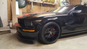 2005 mustang gt supercharged
