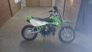 KLX 110 or  trade for PW50.