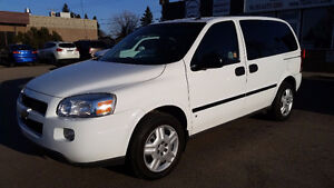 CERTIFIED Chevy Uplander LS - LOW LOW KMS!  ONLY 63K! IN YORKTON