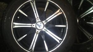 "MAG RTX 16"" excellent condition 5x114.3"