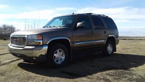 2004 GMC Yukon SLT SUV, Crossover (Reduced...price obo)