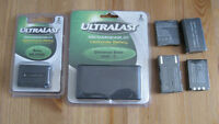 Brand New Sealed Camera /  Camcorder Batteries