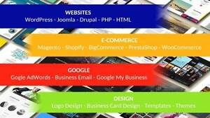 Experienced Website Developers and Designers - Websites from $210 Brisbane City Brisbane North West Preview