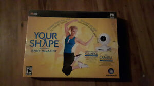 DVD d'exercice - Your shape