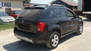 2006 Pontiac Torrent SUV, Crossover London Ontario image 9