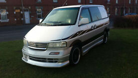 Nissan Largo 2.0 Diesel Auto Day Van Camper PX Swap Anything considered