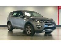 2016 Land Rover Discovery 2.0 TD4 HSE 5dr [5 Seat] FourByFour diesel Manual