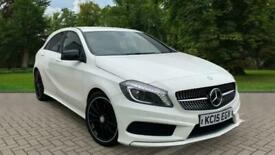 image for Mercedes-Benz A-CLASS A220 CDI AMG Night Edition Aut Auto Hatchback Diesel Autom