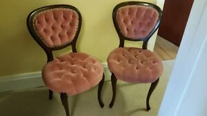 Parlour Chairs (set of 2)