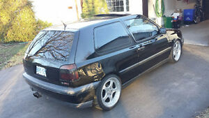 1996 Volkswagen GTI VR6 Coupe (2 door)
