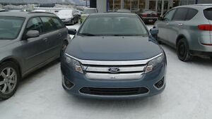 2011 Ford Fusion SEL V6 AWD 6AT