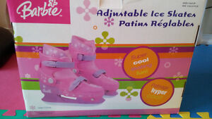 Barbie Skates only $10! Youth size1 to 4 adjustable