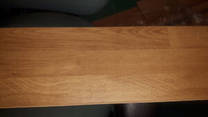 Plancher stratifié / Laminate flooring 7mm