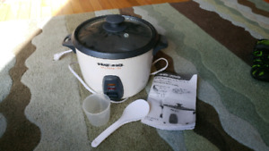 Black and Decker Rice Maker