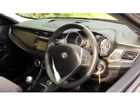 2014 Alfa Romeo Giulietta 1.4 TB MultiAir Distinctive 5d Manual Petrol Hatchback