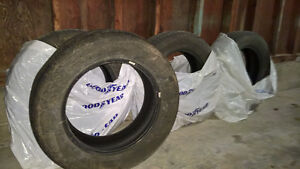 225/65R17 - All Season Tires for Sale - Barely Used