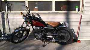 REDUCED 84 cm250c bobber