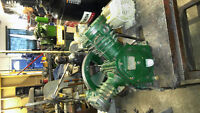 Air compressor repairs/ maintenance direct cell number