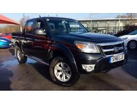2011 Ford Ranger Thunder 2.5 TDCi Double Cab Manual Diesel 4x4