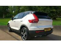 Volvo XC40 T5 AWD R Design Nav Auto with 4x4 Petrol Automatic