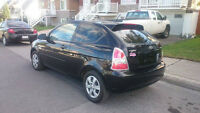 2007 Hyundai Accent Sedan MANUAL FULL OPTION