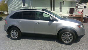 2010 Ford Edge SUV, Crossover. ( highway most the way)