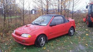 1990 Pontiac Firefly Cabriolet
