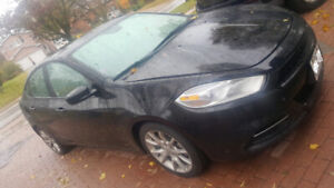 2013 Dodge Dart SXT 6 SPEED MANUAL LOW KM'S 84.000KM ONLY