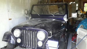 jeep CJ5 negociable