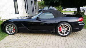 2004 Dodge Viper Convertible Supercharged V10 750hp