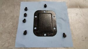 T18 transmission PTO cover