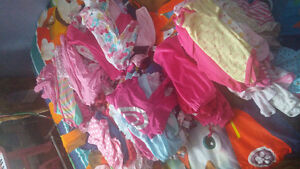 Baby girl clothes 0 to 18 months