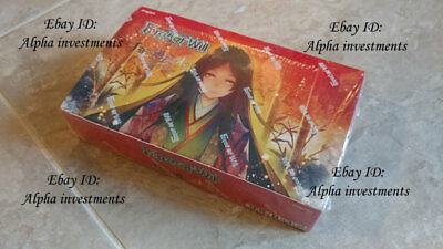 FACTORY SEALED The Millennia of Ages Booster Box ~~~~~~~~~ BUY 5 Get 1 BOX FREE