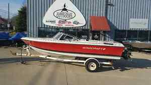 Just out of water -Trailer - Seats 8,  New seats, 4.3L M. Cobra
