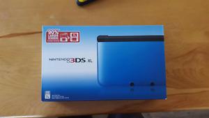 Nintendo 3DS XL presque neuve!