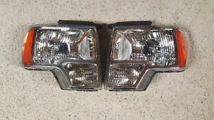 F150 HEAD LIGHTS