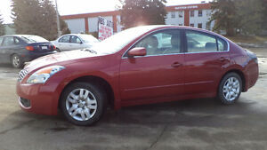 09 Altima  - AUTO LOADED - NEWER  TIRES - A/C  - ONLY 126,000K