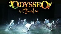 CAVALIA TUESDAY OCTOBER 6  I HAVE 1vip pairs IN THE FRONT ROWS