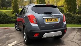 2014 Vauxhall Mokka 1.4T SE 4WD Manual Petrol Hatchback