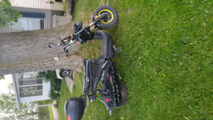 Daymak scooter. Like new