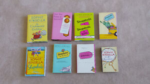 Sophie Kinsella Books $5 each or 4 books for $15