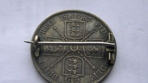 1887 QUEEN VICTORIA  Silver Brooch (VIEW OTHER ADS) Kitchener / Waterloo Kitchener Area image 5