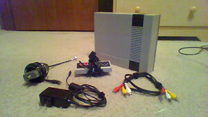 Classic NES (w/ AV cable, AC power cable, RF switch, controller)