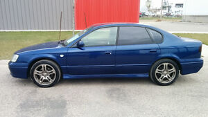 SOLD 2001 Subaru Legacy B4 280 HP AWD Just Arrived From Japan
