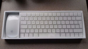 Apple Magic 2 Keyboard and Mouse